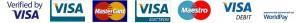 Verified by Visa and Card Logos